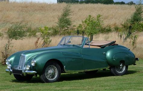 DB1 - (2 Litre Sports) 1950 for sale from the Aston