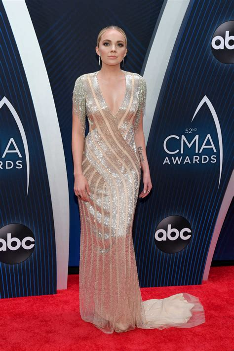 Danielle Bradbery Attends the 52nd Annual CMA Awards at