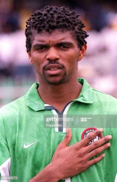 Nwankwo Kanu Stock Photos and Pictures | Getty Images