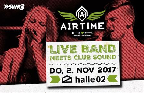 Airtime Music - Live Band Meets Club Sound - halle02
