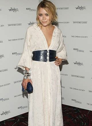 Mary-Kate Olsen Body Measurements Height Weight Bra Size
