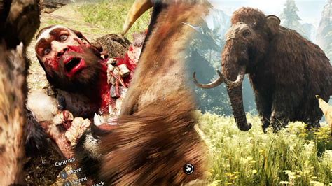 Far Cry Primal - All Rideable Beasts - GameSpot
