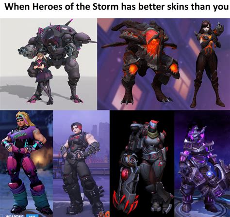 Please give us Destroyer/Deathwing DVa! : Overwatch