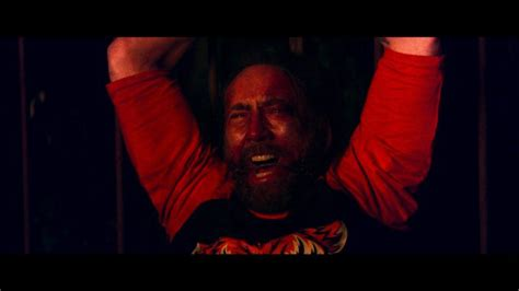 The 2018 Psychedelic Horror-Action Film 'Mandy' | Aliens