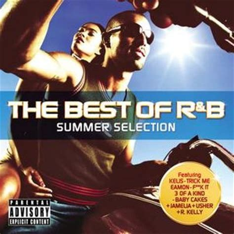 The Best of R&B: Summer Selection - Various Artists