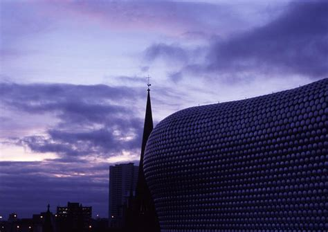 Free Stock photo of Famous Bullring Shopping Centre
