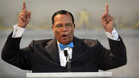 Louis Farrakhan Still Wants a Separate State for Black