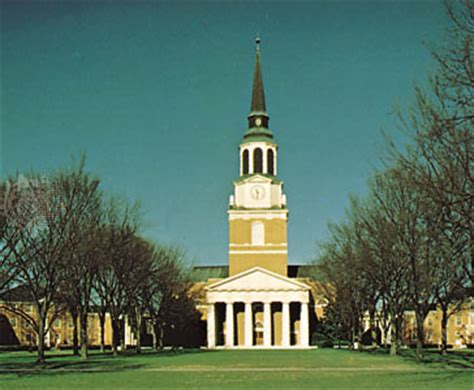 Wake Forest University (StudentsReview) - College Reviews