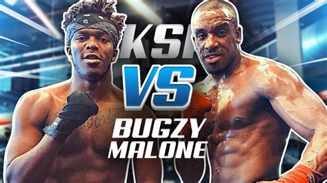 SPARRING BUGZY MALONE - YouTube