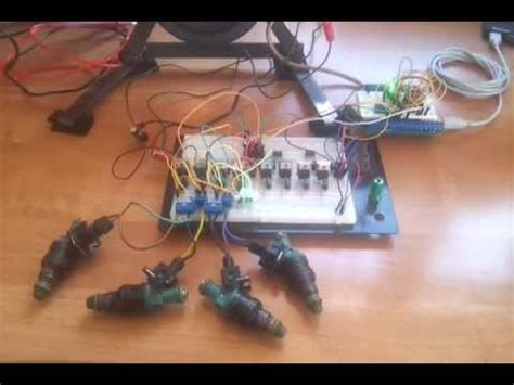 Arduino, Standalone Fuel Injection, Interrupts, LM1815