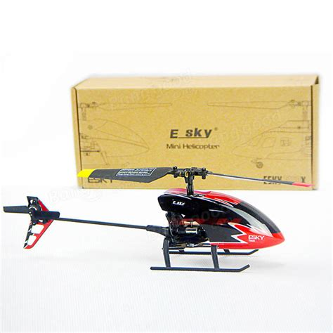 ESKY 150XP 5CH 6 Axis Gyro CC3D RC Helicopter BNF