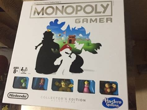 It's A-Me, Mariopoly!   Monopoly Gamer Collector's Edition