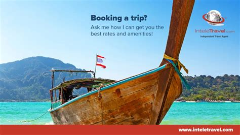 Promotional Tools | For Agents | InteleTravel