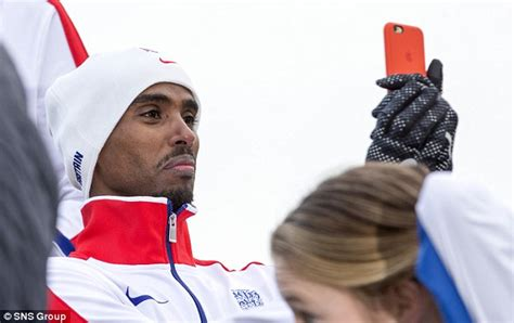 Mo Farah aims to bring joy back to athletics in 2016 after