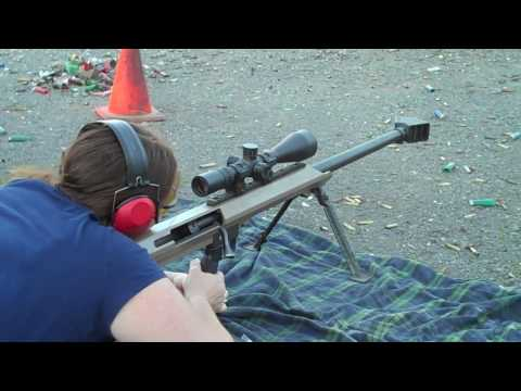 M99 Snow Wolf Sniper Rifle w/ Scope in Tan   Popular Airsoft