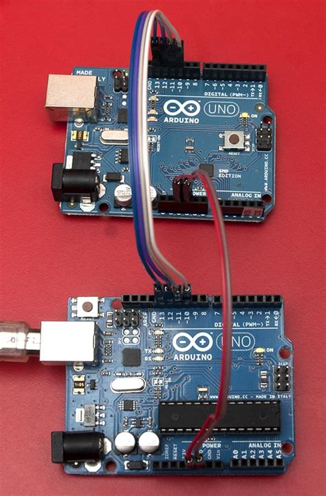 How do you use SPI on an Arduino? - Arduino Stack Exchange